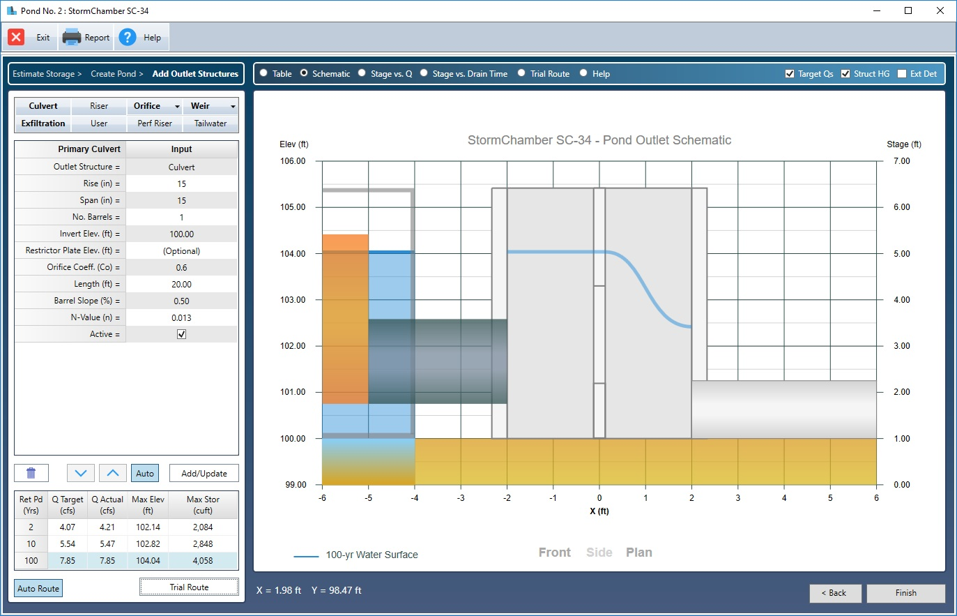 hydrology and hydraulics software