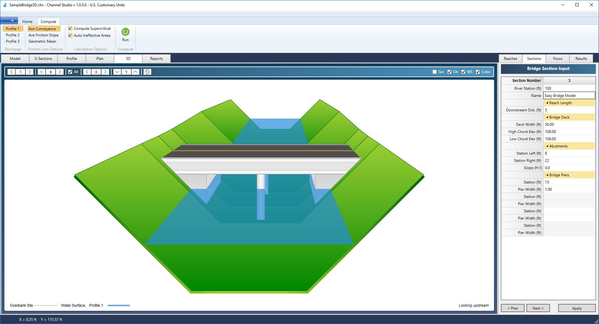 Hydraulic Design Software